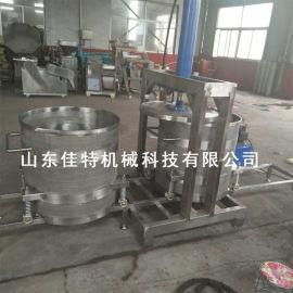 竹笋压榨机 全自动脱水机