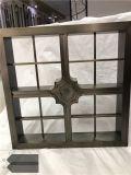 异型焊接不锈钢青古铜屏风电镀隔断