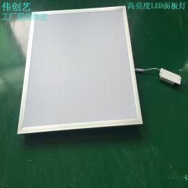 600*600平板灯 办公室LED直发光面板灯