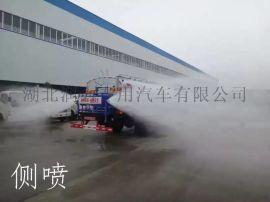 洒水车喷洒车运水车主要功能