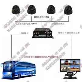 长运车视频终端设备_卧铺车4G监控系统_车载录像机厂家