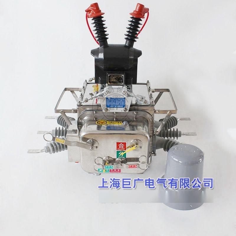 智慧看門狗ZW20F-12 ZW20-12F/630 10KV戶外用戶分界真空斷路器