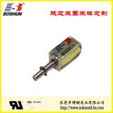 微型電磁鐵推拉式長行程 BS-0421S-09