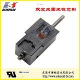 充电桩电磁锁双向保持式 BS-K0734S-01