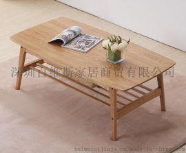 美琳馨北欧餐桌椅白橡木餐桌椅