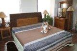 高品質提花保暖純毛毯