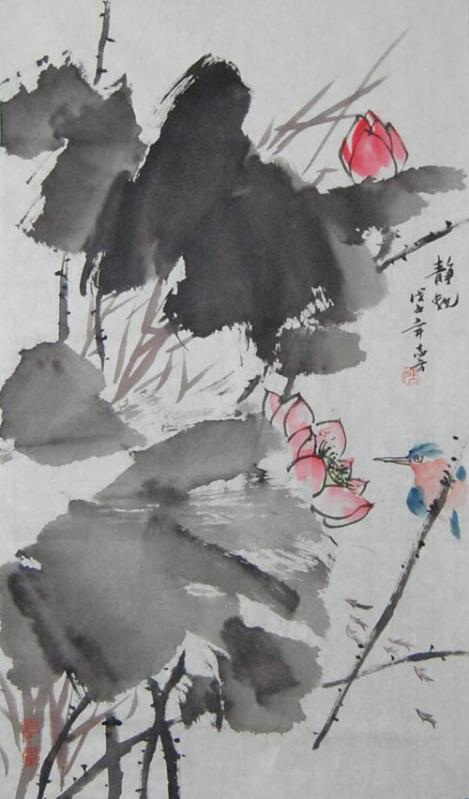 裱画 深圳裱画公司  福田裱画店 福田手工裱画