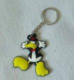 定製卡通鑰匙扣 矽膠卡通鑰匙扣 橡膠卡通鑰匙扣