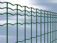浸塑波浪护栏网