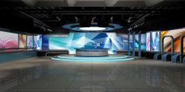 高清校园电视台虚拟演播室