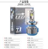 T1單色燈LED燈汽車大燈H4H13