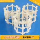 供应塑料八四内弧环填料 塑料麦勒环 环保填料
