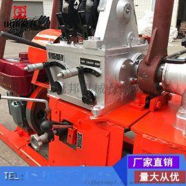 30米小型液压地质工程钻机 可拆解水井钻机现货直销