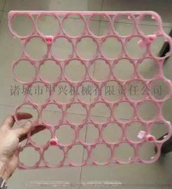 新型禽类蛋托 塑料蛋托厂家 塑料鸡蛋盘