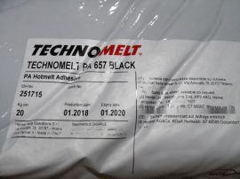 低压注塑热熔胶 PA 657 BLACK