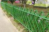 市政新农村园林不锈钢仿竹木护栏网菜地仿竹节篱笆栅栏