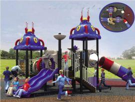 幼儿园大型滑梯室外儿童玩具户外滑梯公园小区秋千组合游乐场设施
