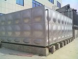 學校消防組合玻璃鋼水箱安裝方便