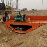 定制俢渠水渠成型机 水渠现浇机 水渠混凝土衬砌机