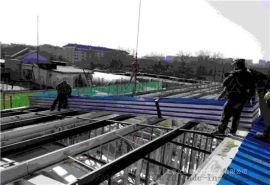 北京顺义区彩钢房制作/岩棉彩钢板安装施工