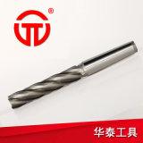 硬質合金錐柄螺旋立銑刀 鑲合金鎢鋼立銑刀K30非標可定制華泰工具