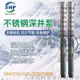 不锈钢深井泵-316不锈钢潜水泵-不锈钢海水泵