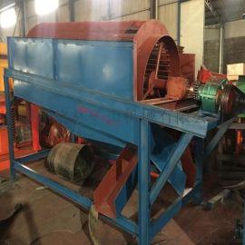 生产移动式圆筒筛分机 柴油驱动滚筒筛分机 选矿设备