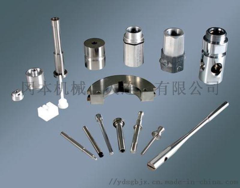 非标自动化零部件机械加工日本