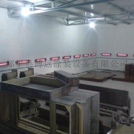 销售博远牌无尘喷漆房 家具喷烤漆房  家具厂专用喷漆烤漆房