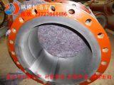 高度腐蝕性液體輸送襯膠管道生產廠家
