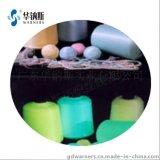 纺织纱线用超细白色夜光粉 抽丝夜光粉 丝线专用夜光粉