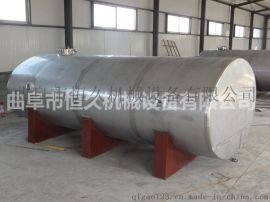 黄冈哪里有 油罐的厂家 卧式运输罐 不锈钢储水罐 大型碳钢罐 白钢保温储存罐