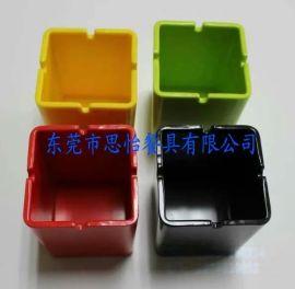 烟灰缸, 广告促销礼品烟灰缸 密胺仿瓷烟灰缸