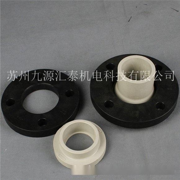 GF 钢衬PP-H/PP法兰盘--D63 适应承插对焊法兰接头