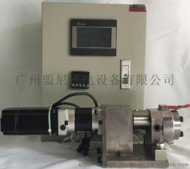 狭缝式挤出供胶涂布齿轮定量泵
