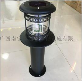 南宁太阳能led草坪灯 草坪灯矮柱灯定做安装