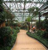 生態餐廳溫室 玻璃生態餐廳廠家 玻璃餐廳有哪些優點