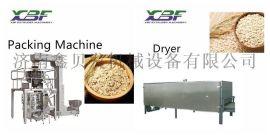 水果麦片设备燕麦片加工生产线休闲膨化食品机械