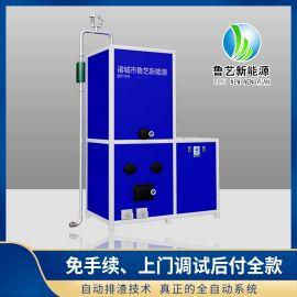 山东鲁艺锅炉厂 生物质蒸汽热水锅炉直销
