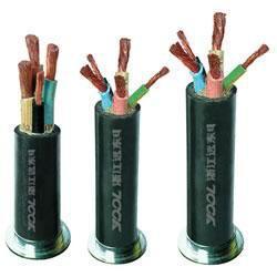 野外用橡皮绝缘电缆 (WYH)