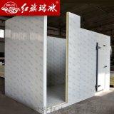 天津紅旗100mm彩鋼冷庫板定製 冷庫保溫板廠家