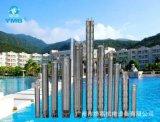 不鏽鋼100深井泵耐酸鹼、冷熱水通用立式多級泵廠家直銷 節能高效