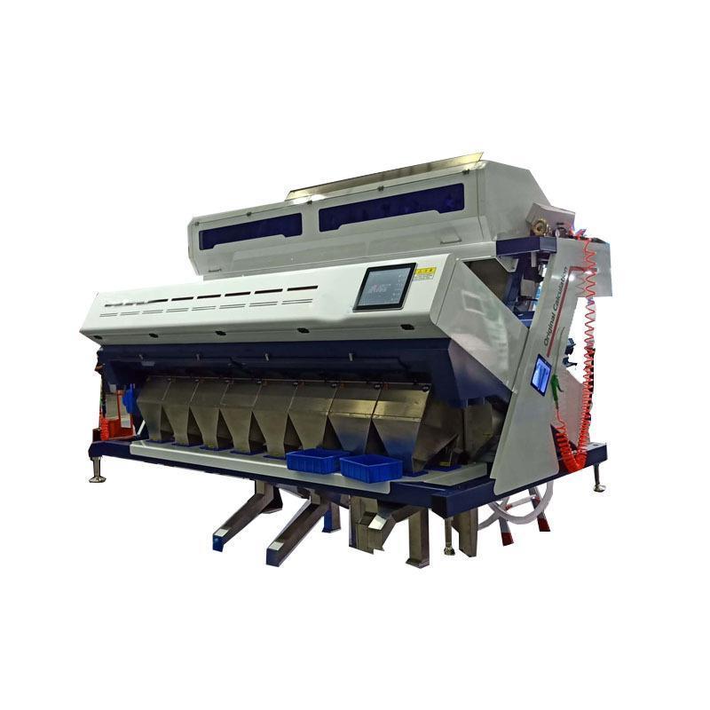 漯河永丰碳钢6SXM-63杂粮色选机