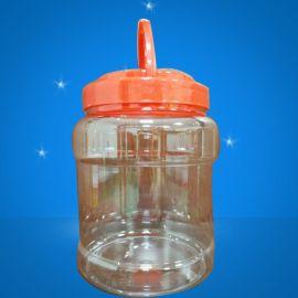 PET食品罐2L大口塑料瓶100条数据线包装瓶数耳机包装瓶玩具包装瓶