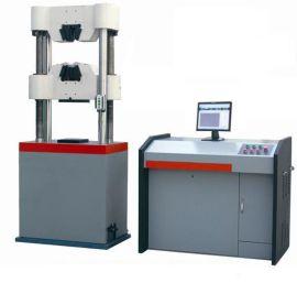 WAW-B系列微机控制电液伺服万能拉力试验机