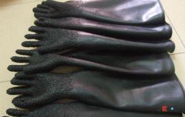 供应东莞佛山中山广州珠海喷砂  大颗粒防护手套