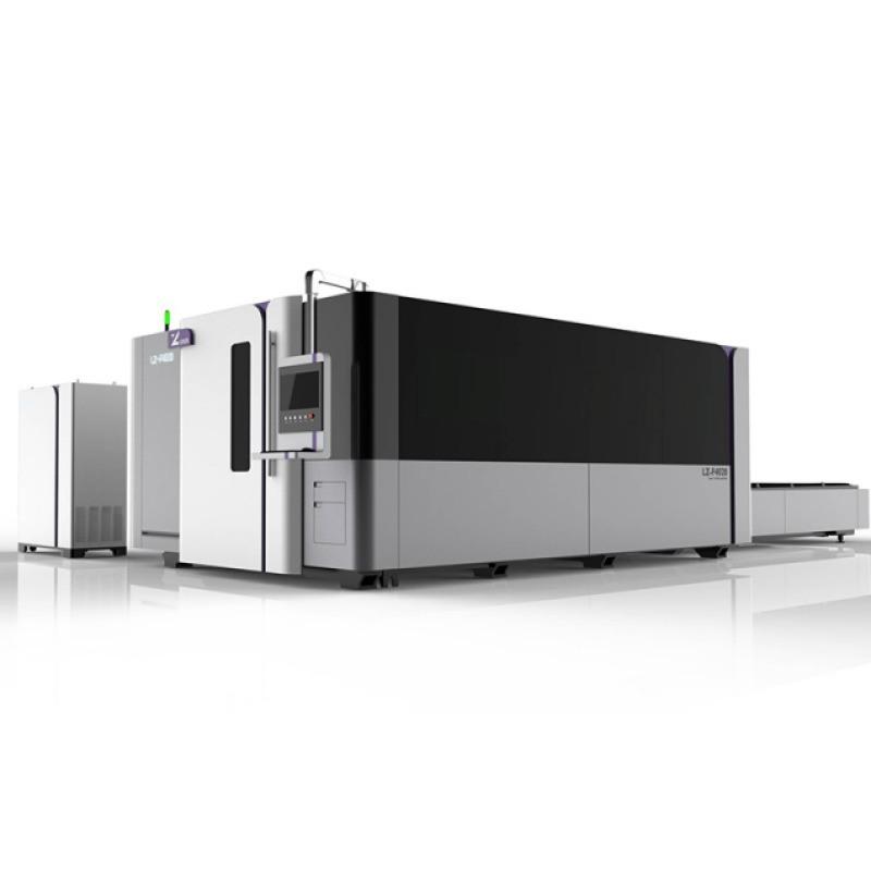 光纖鐳射切割機大型工業級鐵板鋁板不鏽鋼板管材碳鋼
