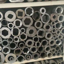 异型钢管 六角钢管 椭圆管 各种形状异型管
