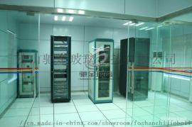 广东丝网屏蔽玻璃厂家专业生产电磁屏蔽钢化玻璃