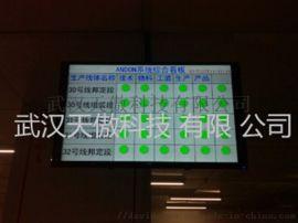 车间精益生产管理电子看板